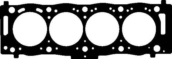 431321 Прокладка ГБЦ PSA 2.2D 1,25мм 1отв Boxer/Jump