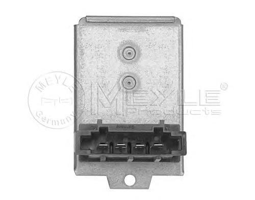 1008000034 Резистор отопителя VW T4