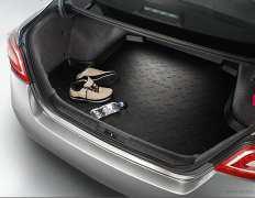 KE9653T0S0 Коврик багаж.NISSAN TEANA L33 гибкий