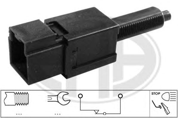 330711 Выключатель стоп-сигнала NISSAN/RENAULT