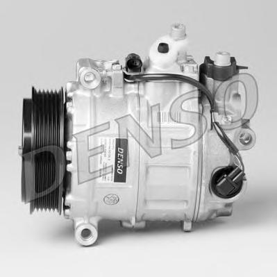 DCP17133 Компрессор кондиционера MB W221 3.5-5.0