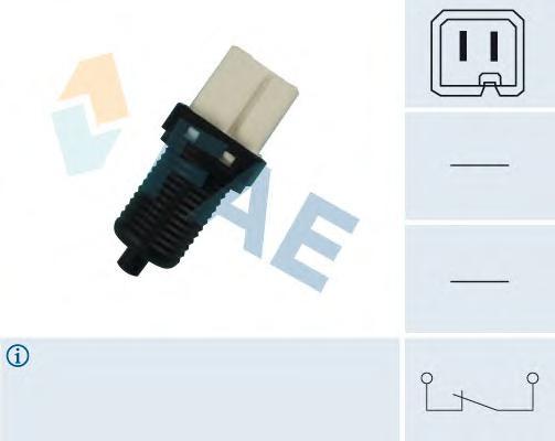 24440 Выключатель стоп-сигнала Fiat, PSA