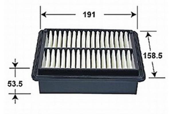 1378081A00 Фильтр воздушный Jimmy -81AU0
