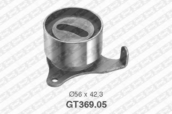 GT36905 Ролик ремня ГРМ TOYOTA COROLLA 1.3/1.4 95-