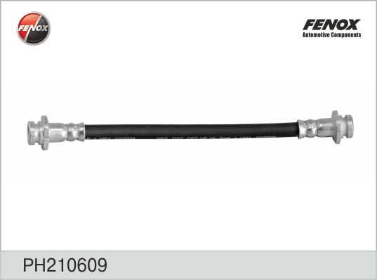PH210609 Шланг тормозной Chevrolet Aveo 02-