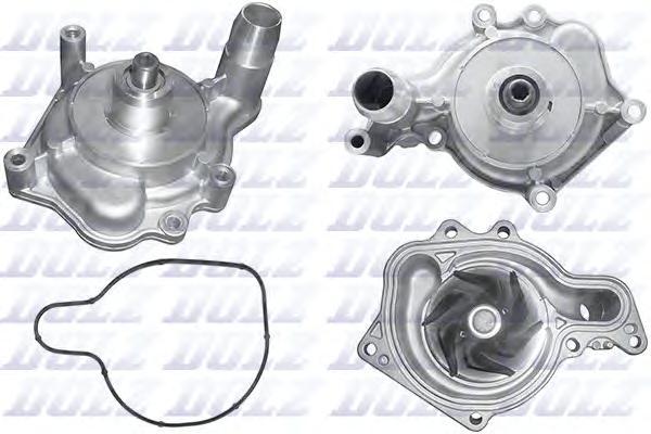 a240 Насос водяной AUDI Q7 (4L) 4.2 TDI (CCFA/CCFC) 09-15