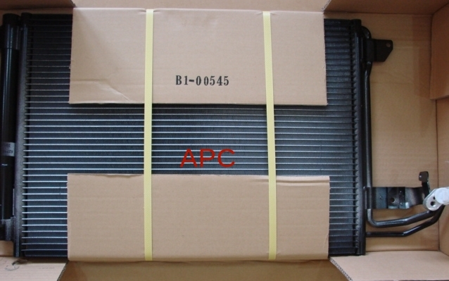 1K0820411AH Радиатор кондиционера ОКТ А5/СУП/ЙЕТИ