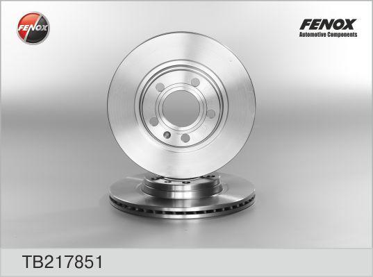 TB217851 Диск тормозной AUDI A4 95/VOLKSWAGEN PASSAT 9700 передний вент.