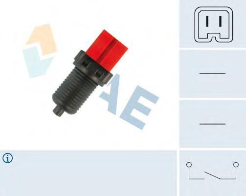 24885 Выключатель стоп-сигнала PSA, Fiat