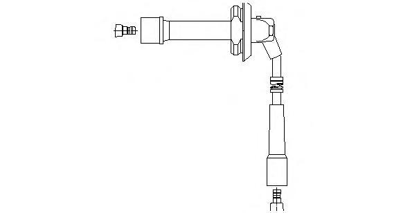 3a45e80 Провод зажигания