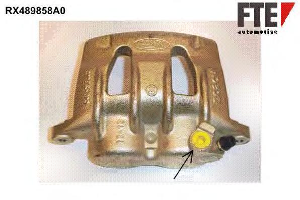 RX489858A0 Суппорт тормозной Fr R FO Tr 00-06 восст.