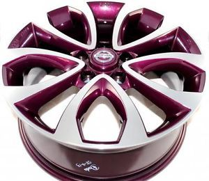 KE4091K200BP Диск колеса литой F15E R17х6.5J (фиолетовый)