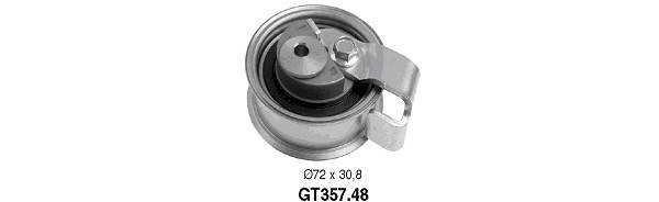 GT35748 Ролик ремня ГРМ AUDI A4/A6/VW PASSAT 1.8/2.0