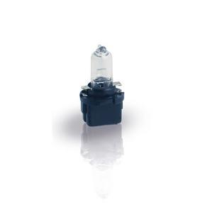 12615CP Лампа BAX 12V 5W B10d black