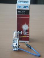 13336MDC1 Лампа галогенная для грузовых автомобилей H3 24V 70W PK22S MASTERDUTY (Высокая вибростойкость)