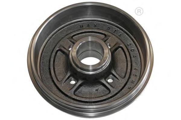 BT1620 Барабан тормозной RENAULT LOGAN/CLIO/MEGANE (d=203mm)
