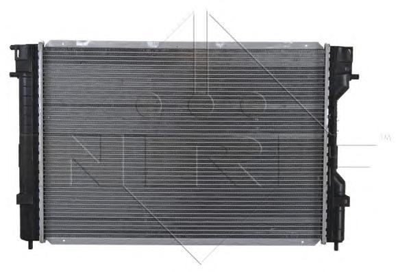 519689 Радиатор OP Omega B 2.0-3.0L 94-03