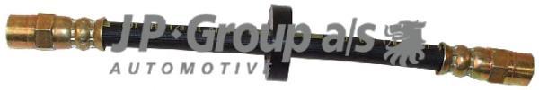 1161700600 Шланг тормозной задний / AUDI-100,200,A-6; VW Golf-I/II, Jetta-I/II, T-2, Passat-II/III/IV, Polo,Transp T2  74~