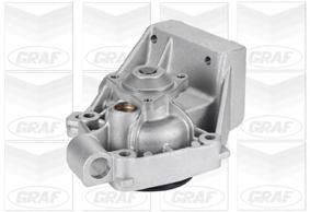 PA607 Насос водяной PEUGEOT/FIAT/CITROEN 2.5TD/2.8TD 94