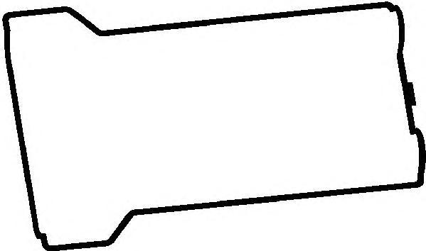 11049300 Прокладка клапанной крышки MERCEDES M111