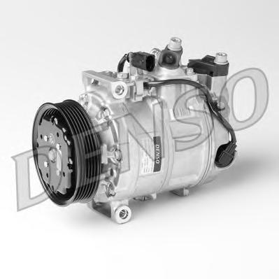 DCP02025 Компрессор кондиционера AUDI A4 1.8T/2.0/2.4/3.0 -05