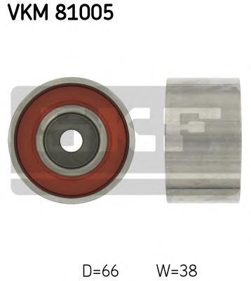 VKM81005 Ролик ремня ГРМ TOYOTA LAND CRUISER 100 4.7 98- /LEXUS LS400/GS400