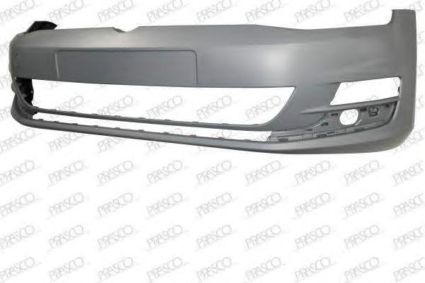 VW4001001 Бампер передний грунтованный / VW Golf VII 13~
