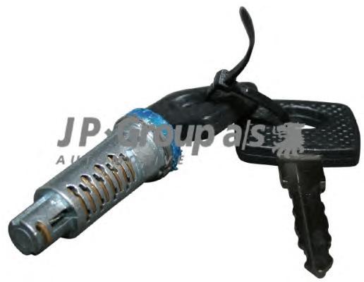 1187502500 Личинка замка двери с ключем / VW LT 97~07