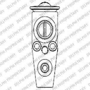 tsp0585120 Расширительный клапан, кондиционер