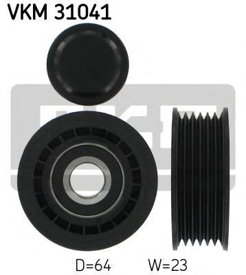 VKM31041 Ролик ремня приводного AUDI A6/A8/MB W202/210/SPRINTER