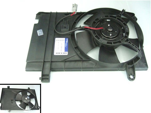 93740673 Мотор вентилятора охлаждения