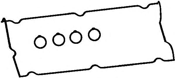 56030200 Прокладка клапанной крышки CHRYSLER PT CRUISER 2.0/2.4 00-10 к-кт