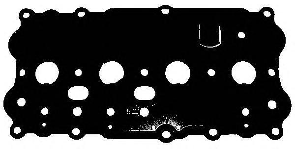 660280 Прокладка, крышка головки цилиндра