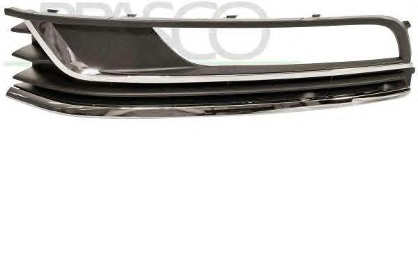 VW0552134 Решетка бампера левая / VW Passat 11~
