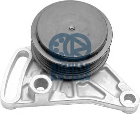 55464 Ролик ремня приводного AUDI A4/A6/VW PASSAT 1.6-1.9D 95-05