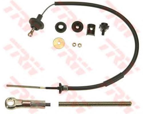 gcc1872 Трос, управление сцеплением