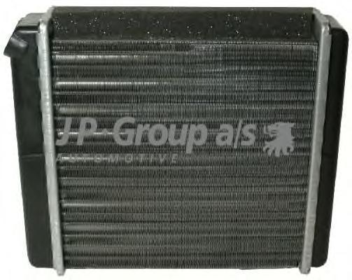 1226300200 Радиатор отопителя OPEL