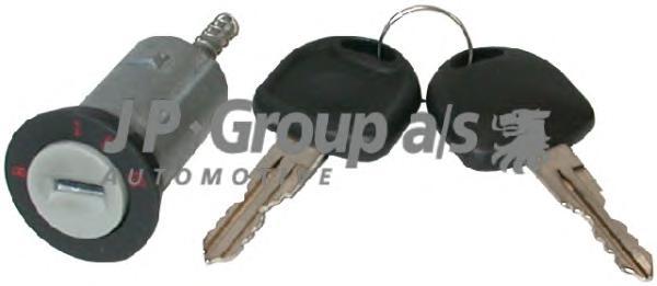 1290400200 Личинка замка зажигания с ключами / OPEL Astra-F/G,Corsa-B/C