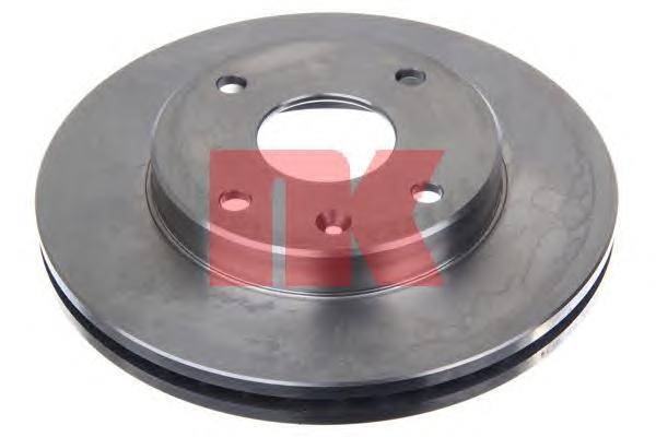 205010 Диск тормозной CHEVROLET LACETTI/EPICA/REZZO передний вент.