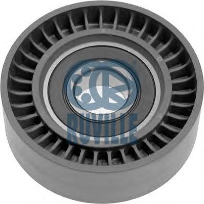 55152 Ролик промежуточный поликлинового ремня генератора, с кондиционером MERCEDES-BENZ: A-CLASS A 160 CDI /A 160 CDI /A 170 CDI