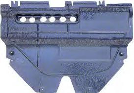 4028701 Защита двигателя PEUGEOT: 206 CC (2D) = 1.6 16V/1.6 HDi 110/2.0 S16= [00 - ] , 206 SW (2E/K) = 1.1/1.4/1.4 16V/1.4 HDi/1