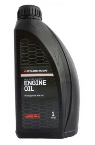 MZ320756 Масло моторное MITSUBISHI 5W30 API SM/CF (1л)