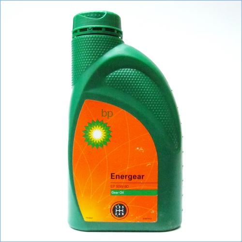 1433FC Масло трансмиссионное 80W90 BP 1л минеральное Energear EP (МКПП, дифф.)
