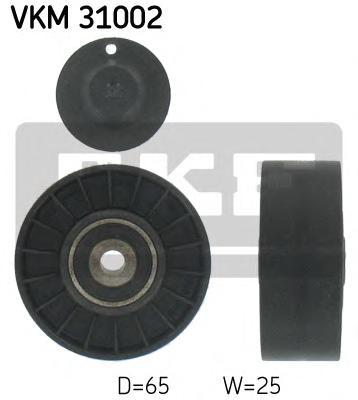 VKM31002 Деталь VKM31002_pолик обводной! VW Golf