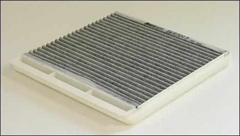 EKR7017 Фильтр салона PSA (угольный)