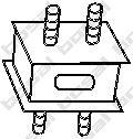 255726 Подвеска глушителя TOYOTA LAND CRUISER 2.4D/4.2D 85-98