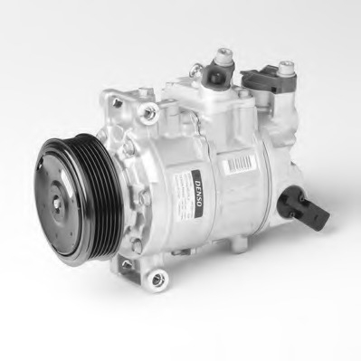 DCP02041 Компрессор кондиционера AUDI A4 1.8T/1.9-3.0 TDi 04-