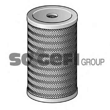 C495E Фильтр топливный CITROEN: BERLINGO 96-, BERLINGO фургон 96-, C5 01-04, C5 04-, C5 Break 01-04, C5 Break 04-, C8 02-, EVASI