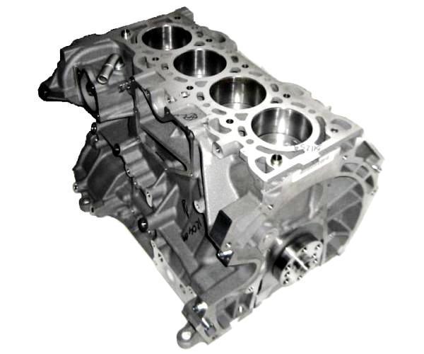 1360179 Блок двигателя в сборе / FORD C-Max,Focus-II 1,8 Duratec-HE 03~