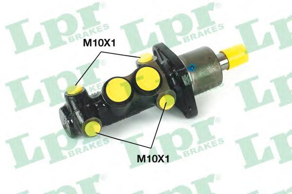 1834 Цилиндр торм.глав.VW CADDY/G2/G3/PASSAT/POLO/T4 83-04
